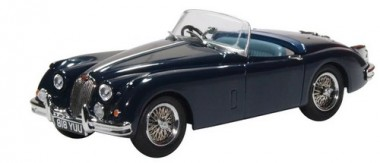 Oxford 43XK150009 Jaguar XK150 Roadster Indigo Blue