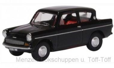 Oxford 76105009 Ford Anglia 105E Black