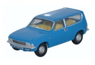 Oxford 76ALL004 Austin Allegro Estate Tahiti blau