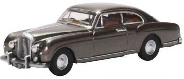Oxford 76BCF004 Bentley Continental Fastback Gunmetal