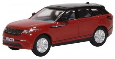 Oxford 76VEL001 Land Rover Range Rover Velar rot