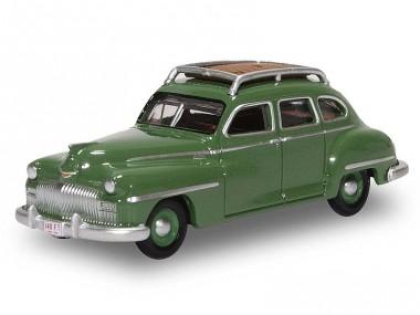 Oxford 87DS46001 Desoto Suburban 1946-48 Noel Green
