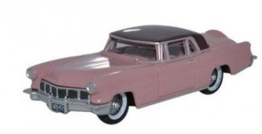 Oxford 87LC56002 Lincoln Continental Mk.II beige 1956
