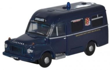Oxford NBED001 Bedford J1 Lomas Ambulance Herefordshire