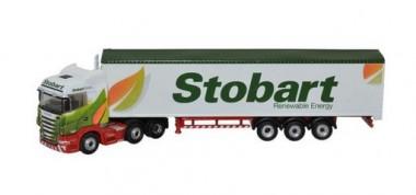 Oxford NSHL02WF Scania HL Schubboden-SZ Stobart