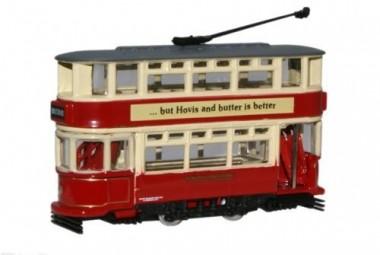 Oxford NTR001 Straßenbahn London Transport
