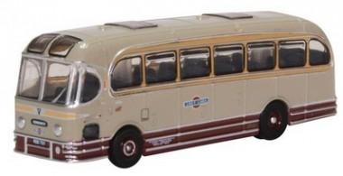 Oxford NWFA002 Weymann Fanfare Grey Cars