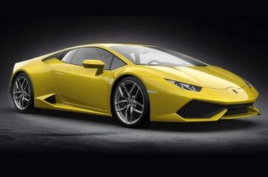 Pocher HK106 Lamborghini Huracan LP 610-4 gelb