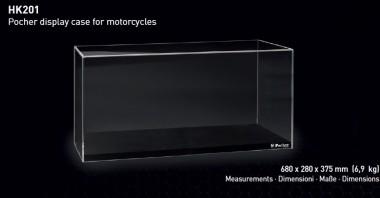Pocher HK201 Vitrine -  für Ducati Motorrad 1:4