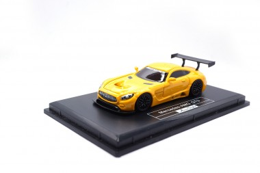 RMC Fronti Art AS017-08 MB AMG GT3 gelb