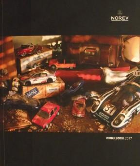 Norev KAT2017 Katalog / Workbook Norev 2017