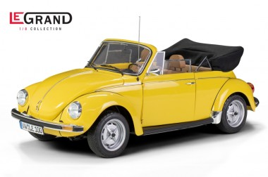 LEGRAND LE100 VW Käfer Cabrio 1303 sonnengelb