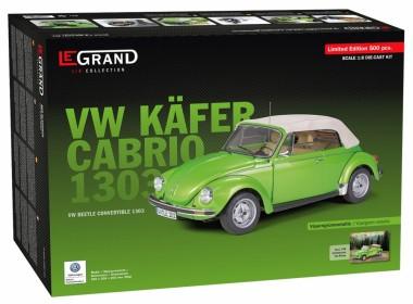 LEGRAND LE101 VW Käfer Cabrio 1303 viperngrünmetallic