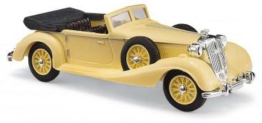 Busch Autos 41337 Horch 853 Cabrio, gelb