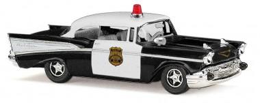 Busch Autos 45004 Chevrolet Bel Air (1957) Police