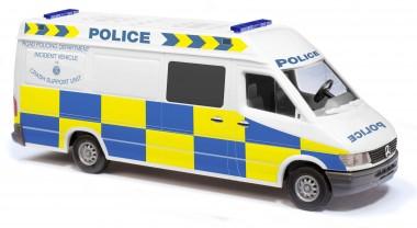 Busch Autos 47853 MB Sprinter T1N Police (UK)
