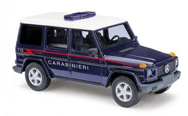 Busch Autos 51427 MB G-Klasse (1990) Carabinieri
