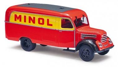 Busch Autos 51813 Robur Garant K 30 Kasten Minol