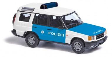 Busch Autos 51917 Land Rover Discovery II Polizei Thüringe