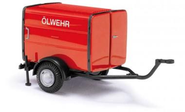 Busch Autos 54902 STA Anhänger Ölwehr Guben
