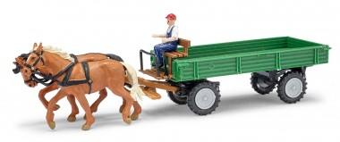 Busch Mehlhose 210009100 Fuhrwerk grün
