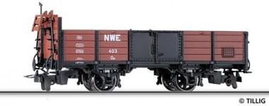 Tillig 05936 NWE offener Güterwagen Ep.5