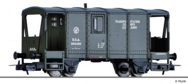 Tillig 76740 USTC Güterzugbegleitwagen Ep.3
