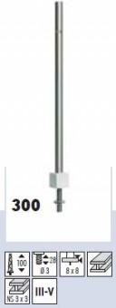 Sommerfeldt 300 SBB H Streckenmast 98 mm