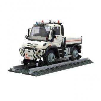 NZG 9105-01 MB Unimog U400 Sera
