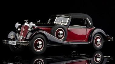 CMC C-010 Horch 853 1937 rot/schwarz