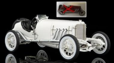 CMC M-206 Mercedes Targa Florio 1924 - weiß