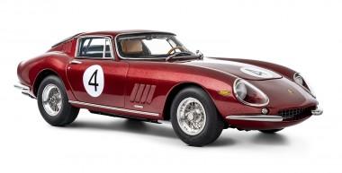CMC M-213 Ferrari 275 GTB/C - rubinrot #4