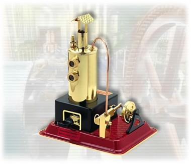Wilesco 00003 D3 Dampfmaschine