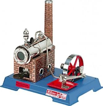 Wilesco 00005 D5 Dampfmaschine Bausatz