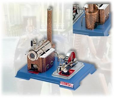 Wilesco 00010 D10 Dampfmaschine