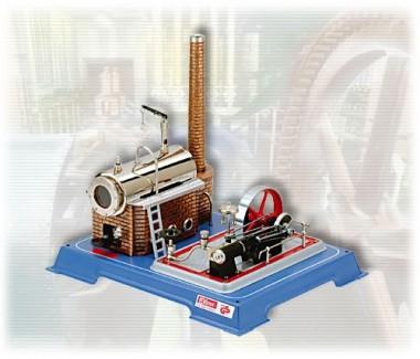 Wilesco 00016 D16 Dampfmaschine