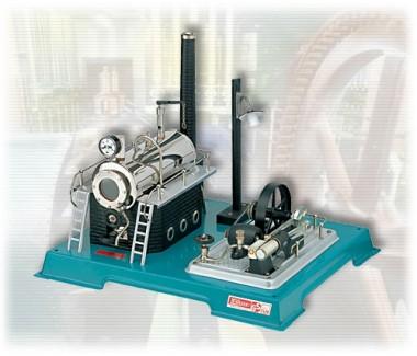 Wilesco 00018 D18 Dampfmaschine