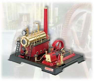 Wilesco 00021 D21 Dampfmaschine