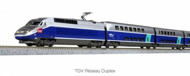 Kato 101529 SNCF Triebzug TGV Reseau 10-tlg Ep.5/6