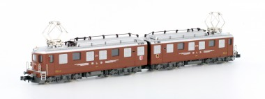 Kato 10602 BLS E-Lok Ae 8/8 Ep.4