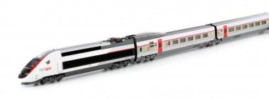 Kato 10920 SNCF SBB Triebzug TGV 10-tlg Ep.6