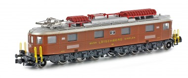 Hobbytrain 10180 BLS E-Lok Ae 6/8 Ep.5
