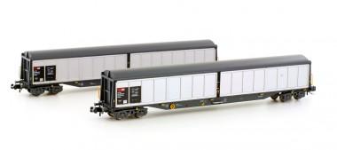 Hobbytrain 23450 SBB Schiebewandwagen-Set 2-tlg Ep.5