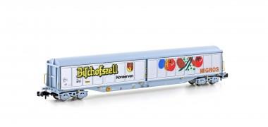 Hobbytrain 23476 SBB Bischofszell Schiebewandwagen Ep.5