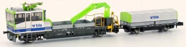 Hobbytrain 23563 BLS Gleiskraftwagen Robel Tm 235 Ep.6