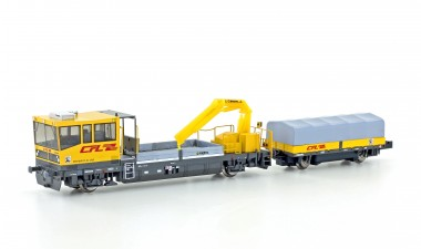 Hobbytrain 23565 CFL Gleiskraftwg. Robel Serie 700 Ep.5/6