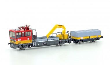 Hobbytrain 23567 ÖBB Gleiskraftwagen Robel X630 Ep.5/6
