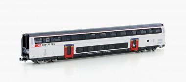 Hobbytrain 25120 SBB IC2020 Doppelstockwagen 1.Kl. Ep.6