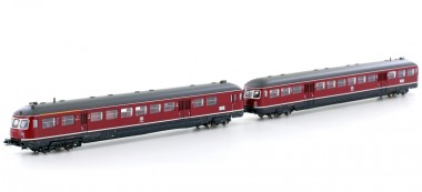 Hobbytrain 2692 DB Triebwagen BR 517 2-tlg Ep.4
