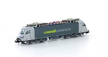 Hobbytrain 2735 RailAdventure E-Lok BR 183 Ep.6